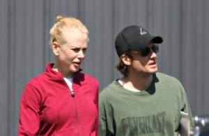 PHOTOS EXCLUSIVES : Nicole Kidman est VRAIMENT enceinte !