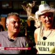 Damien et Noëlla dans la bande-annonce de Pékin Express - Le Passager mystère le mercredi 16 mai 2012 sur M6