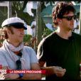 Jean-Pierre et François dans la bande-annonce de Pékin Express - Le Passager mystère le mercredi 16 mai 2012 sur M6