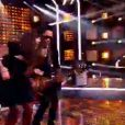 Lenny Kravitz et Al.Hy reprennent Are You Gonna Go My Way le samedi 12 mai 2012 dans The Voice
