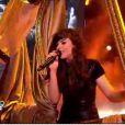 Troisième prestation d'Al.Hy dans The Voice, samedi 12 mai 2012 sur TF1