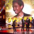 Stephan sacré The Voice, samedi 12 mai 2012 sur TF1