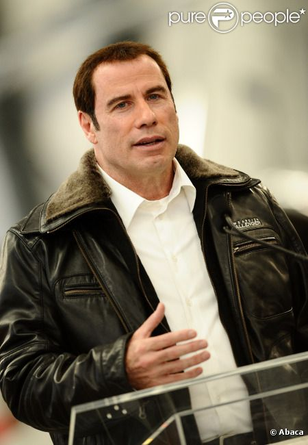 John Travolta, en septembre 2011 à Los Angeles.