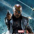 Nick Fury dans  Avengers.