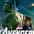 Hulk et Oeil de faucon dans  Avengers.