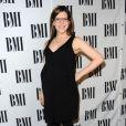 Lisa Loeb, enceinte de huit mois, lors de la soirée des BMI Pop Awards, le 15 mai 2012 au Beverly Wilshire Hilton Hotel à Los Angeles.