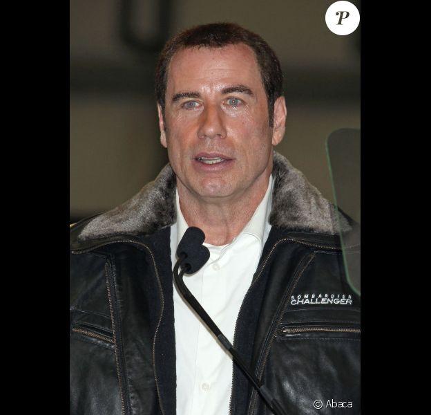 John Travolta le 20 septembre 2011