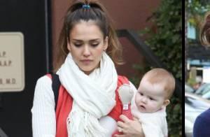 Jessica Alba : Sa fille Haven ne ressemble pas du tout à sa grande soeur !