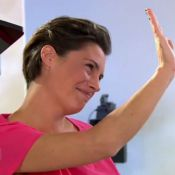 C à Vous : Alessandra Sublet en pleurs pour son départ en congé maternité