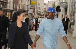 Kanye West et Kim Kardashian : Inséparables, fous d'amour, ils arrivent à Cannes
