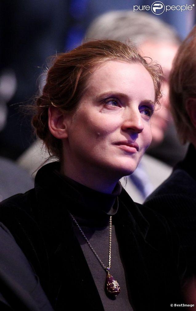 Nathalie Kosciusko-Morizet à Marseille, le 19 février 2012.