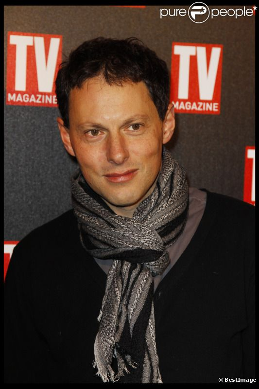 Marc-Olivier Fogiel en février 2012 à Paris