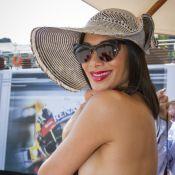 GP Monaco: Nicole Scherzinger en dos nu et Jessica Michibata affolent le paddock