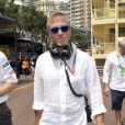 dans le paddock du Grand Prix de Monaco le 27 mai 2012