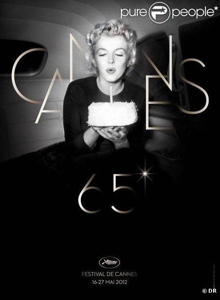 L'affiche du 65e festival de Cannes (2012)