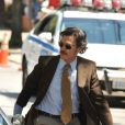 Billy Crudup sur le tournage du film Blood Ties à New York - mai 2012