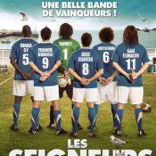 Les Seigneurs : Omar Sy, Gad Elmaleh, JoeyStarr et Ramzy réunis pour le foot