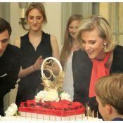 La princesse Astrid a soufflé ses 50 bougies, entourée des enfants royaux
