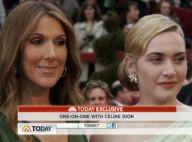 Céline Dion répond à Kate Winslet que la chanson de Titanic insupporte
