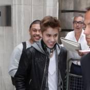 Justin Bieber, de passage à Londres, bat un record à l'autre bout du monde