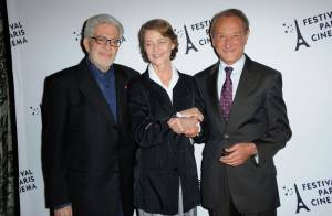 Charlotte Rampling, Emilie simon, Ettore Scola lancent le Festival Paris Cinéma