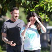 Megan Fox enceinte et épanouie comme jamais auprès de Brian Austin Green