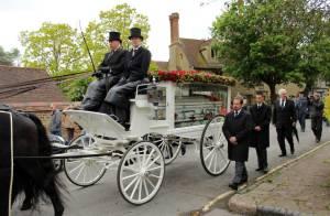 Mort de Robin Gibb : Des obsèques intimes et discrètes, entouré des siens