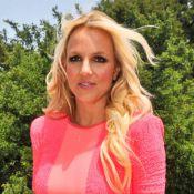 Britney Spears : Look soigné et sourire ravageur sur le tournage de X Factor