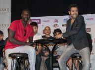 Jamel Debbouze et Omar Sy : Fous rires avec la troupe du Comedy Club à Marrakech