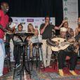 lors de la présentation du deuxième Festival de rire de Marrakech à Marrakech le vendredi 8 juin 2012