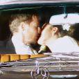 Drew Barrymore, enceinte, et son mari Will Kopelman : fous d'amour et passionnés en partant de leur soirée de mariage à Montecito le 2 juin 2012