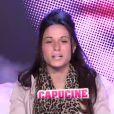 Capucine dans la quotidienne de Secret Story 6 du 11 juin 2012 sur TF1
