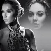Céline Dion : Hommage bien senti à Adele pour son come-back à Vegas