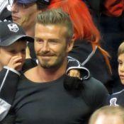 David Beckham et ses fils chahuteurs et adorables pour une victoire historique