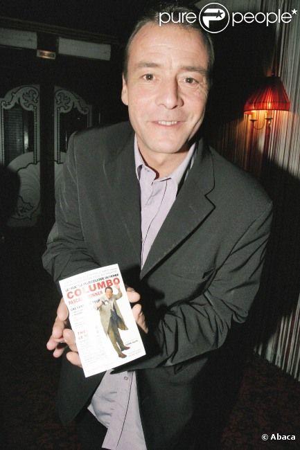 Pascal Brunner, en 2005 à Paris.