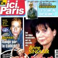 Le magazine  Ici Paris  du mercredi 13 juin 2012.