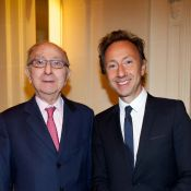Stéphane Bern, Stéphane Freiss et PPDA réunis pour une très chic Fête des pères