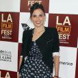 Elena Anaya lors de la présentation du film To Rome with Love, en ouverture du festival du film de Los Angeles le 14 janvier 2012