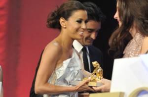 Monte-Carlo : Eva Longoria somptueuse aux côtés d'Albert de Monaco