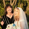 Mariage de Ritchie Blackmore et Candice Night