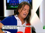 Francis Lalanne : Sa chanson très spéciale pour Laurent Blanc et les Bleus