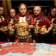 Fabrice Luchini est Jules César dans  Astérix et Obélix : Au service de sa majesté , en salles, le 17 octobre 2012.
