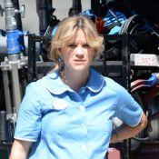 Reese Witherspoon, enceinte : Loin d'être glamour sur un tournage avec son fils