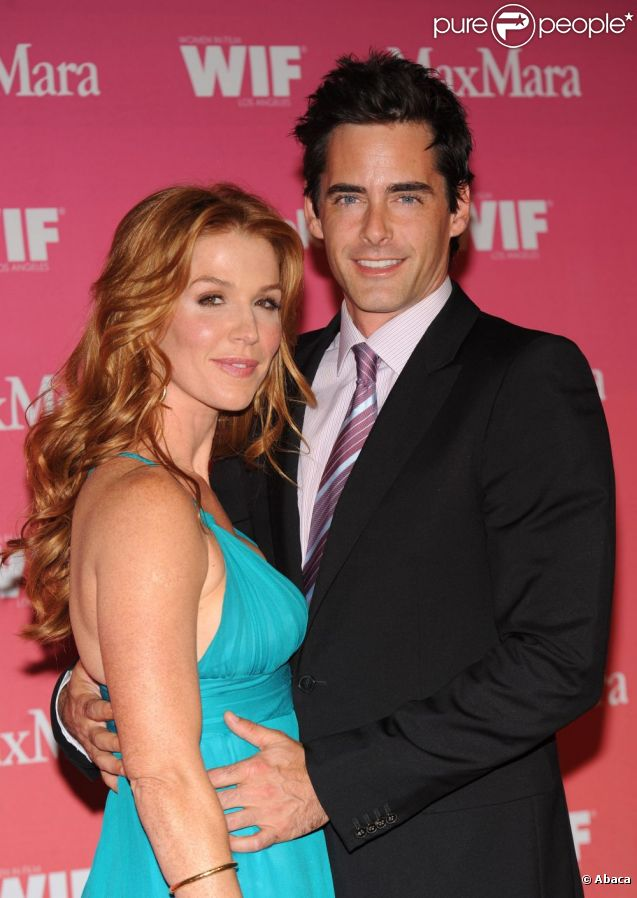Poppy Montgomery couple