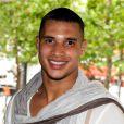 Mohamed lors du showcase des Anges de la télé-réalité 4 au Ice Baar des Chalos-Elysées le 27 juin 2012 à Paris