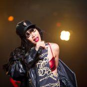 Rihanna, gangsta chic et sexy, réchauffe la Norvège