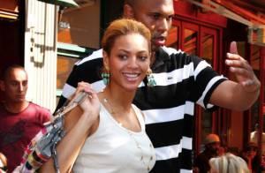 PHOTOS : Beyoncé Knowles et Jay-Z, des jeunes mariés heu-reux !