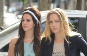 Lana Del Rey : Courtisée par le cinéma, elle s'éclate avec sa soeur à Paris