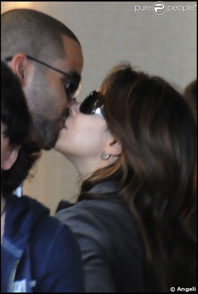 Eva Longoria et Tony Parker, très amoureux