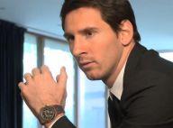 Lionel Messi toujours à l'heure grâce à sa dernière création luxueuse